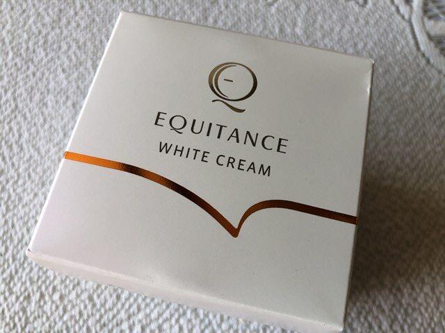 エクイタンス ホワイトクリーム